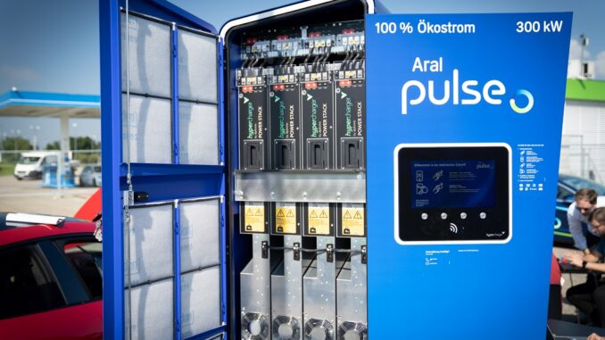 Aral Pulse Charger